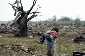 tornado victim