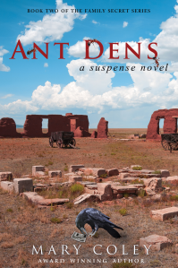 final Ant Dens front cover