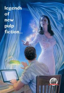 Legends of New Pulp FIction cover
